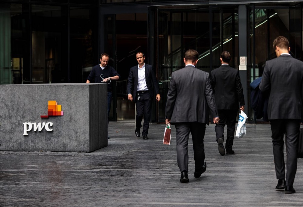 компании Большой четверки – PwC, KPMG, Deloitte и EY собеседование интервью с партнером