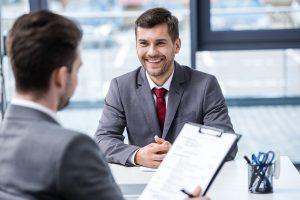 компании Большой четверки – PwC, KPMG, Deloitte и EY собеседование интервью