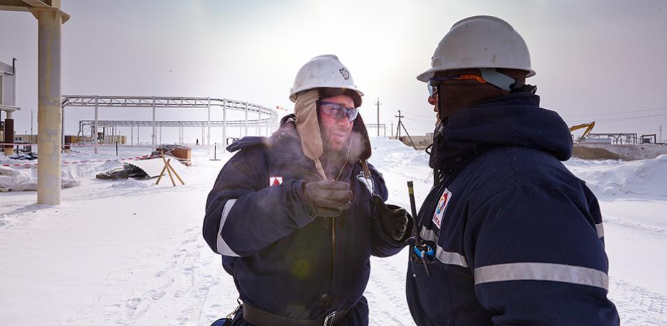 тоталь россия работа в добыче вахта